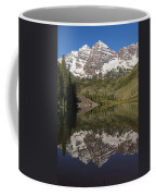 Mountains Maroon Bells 11 Coffee Mug