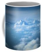 Mountains Of Clouds Coffee Mug