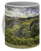 Mountains Of Color Coffee Mug