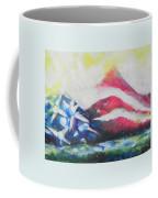 Mountains Of Freedom Two Coffee Mug