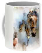 Mounted New York Sunday Coffee Mug