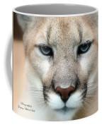 Mountian Lion Coffee Mug