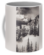 Mountt Sarbach And The North Coffee Mug