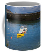 Mousehole Cornwall Coffee Mug