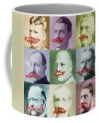 Moustaches Coffee Mug