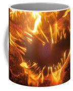 Mouth In The Flame Coffee Mug
