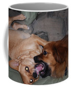Mouth To Mouth Coffee Mug