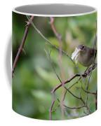 Mouthfull Of Moth Coffee Mug