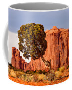 Move Out Of The Way Tree Coffee Mug