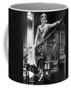 Movie Star Olga Baclanova Coffee Mug
