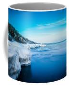 Moving Ice Coffee Mug