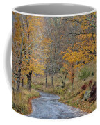 Moving On Down The Road Coffee Mug