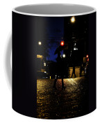Moving Rain Coffee Mug