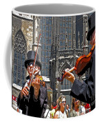 Mozart In Masquerade Coffee Mug