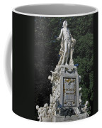Mozart In Vienna Coffee Mug
