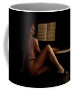 Mozart's Muse Coffee Mug