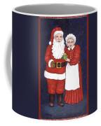 Mr And Mrs Claus Coffee Mug