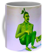 Mr Bean Jeans Coffee Mug