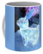 Mr. Blue Bunny Coffee Mug
