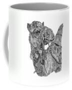 Mr Camel Coffee Mug