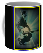 Mr. Chuck Berry Blueberry Hill Style Coffee Mug