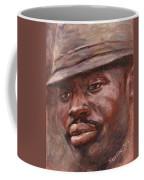 Mr Cool Hat Coffee Mug