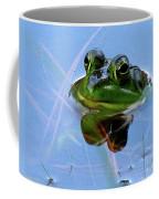 Mr. Frog Coffee Mug