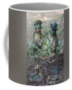 Mr. Frog Went A Courten Coffee Mug