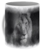 Mr Lion Photo Art 01 Coffee Mug