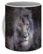 Mr Lion Photo Art 02 Coffee Mug