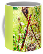 Mr Mantis Coffee Mug