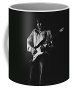 Mick On The Rock And Roll Guitar Coffee Mug
