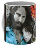 Mr Mojo Risin And Pam Coffee Mug