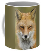 Mr Red Portrait Coffee Mug