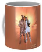 Mr Statue Coffee Mug