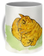 Mr. Yellow Coffee Mug