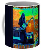 Mrdog #21 In Cosmicolors Coffee Mug