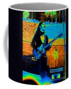 Mrdog #24 In Cosmicolors Crop 2 Coffee Mug