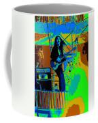 Mrdog #4 In Cosmicolors Coffee Mug