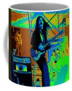 Mrdog #4 In Cosmicolors Crop 2 Coffee Mug