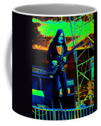 Mrdog #45 In Cosmicolors Coffee Mug