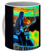 Mrdog #6 In Cosmicolors Coffee Mug