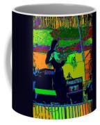 Mrdog #8 In Cosmicolors 2 Coffee Mug