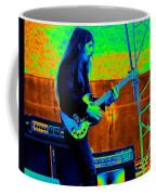 Mrdog #82 In Cosmicolors Crop 2 Coffee Mug
