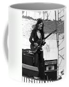 Mrdog #84 Enhanced Bw Coffee Mug