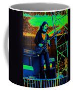 Mrdog #87 In Cosmicolors 2 Coffee Mug