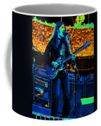 Mrdog #99 Enhanced In Cosmicolors Crop 2 Coffee Mug