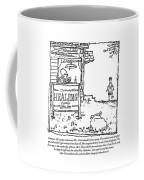 Mrs. Clearwhistle Coffee Mug