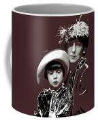 Mrs. Evelyn Nesbit Thaw And Son Arnold Genthe Photo New York 1913-2014 Coffee Mug