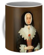 Mrs Lucy Hutchinson, C.1643 Coffee Mug
